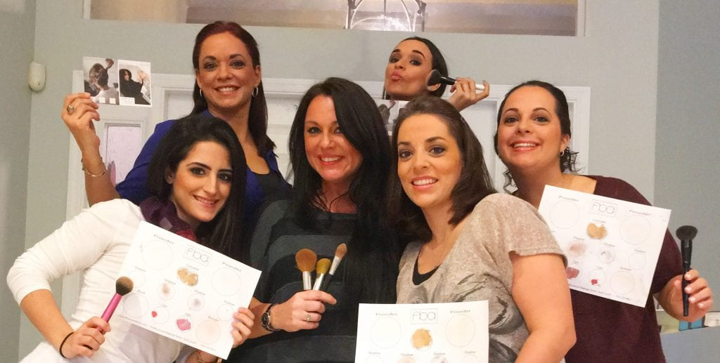 Makeup Classes by FBA Cosmetics Makeup and Hair Services