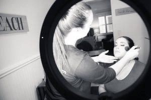 Pro Shot Makeup Application