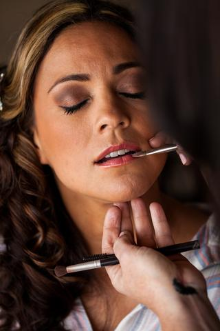 Professional Shot Makeup Application South Florida
