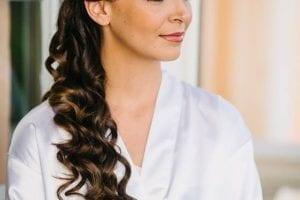 Before Wedding Makeup Photo Shot