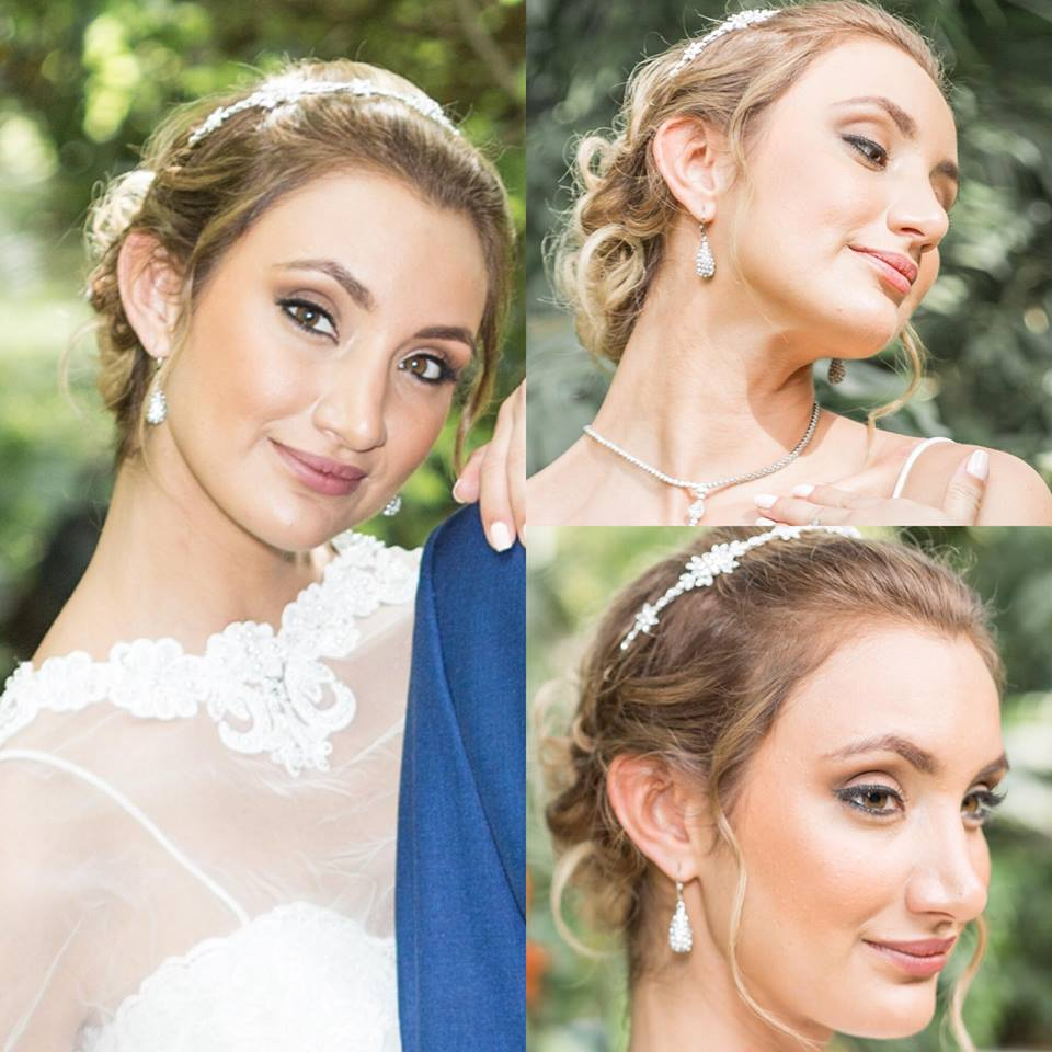 Bridal Makeup Sequence Photo