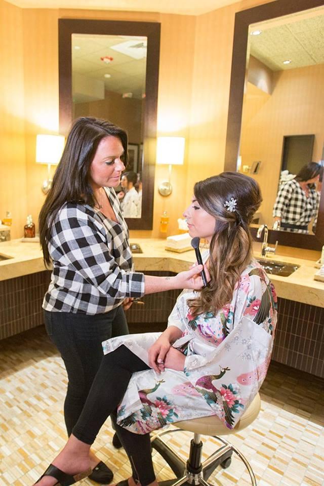 Makeup Preparation Photo