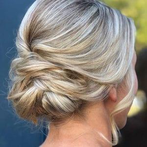Bridal Hair Service