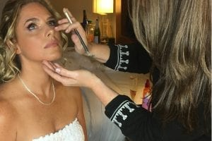 In Action Makeup April South
